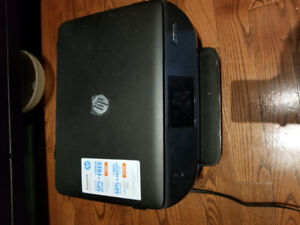 Wireless all in one printer