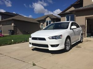 2009 Mitsubishi Lancer GTS  2.4L Low mileage.