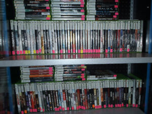 Many different Xbox 360 Games!!!
