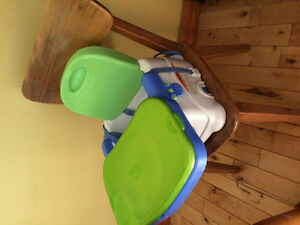 2 Fisher Price high chairs