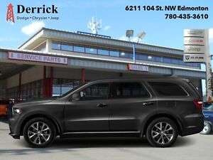 2016 Dodge Durango   Used AWD R/T Sunroof Bluetooth Nav  $264.04 Edmonton Edmonton Area image 1