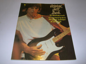 Jeff Beck - Original (1995) - Partitions de musiques