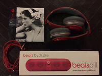 BEATS by DR DRE with BeatsPill speaker