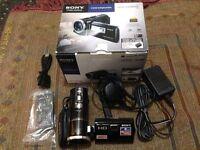 Sony Handycam HDR PJ260VE Built in projector