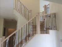 BEST PRICES FOR interior handrail systems installs. STAIRS INSTA