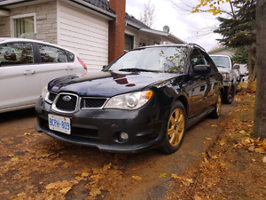 2007 Impreza Special Edition  (Updated!)