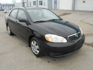 2005 Toyota Corolla LE Auto LOW KMS Excellent Condition Sedan