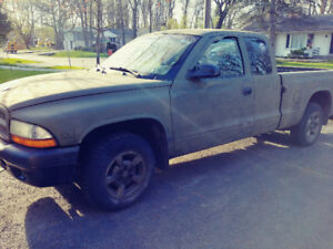 Dodge Dakota pick-up 2002