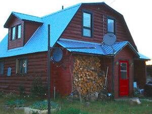 Business opportunity or fine family home downtown Atlin