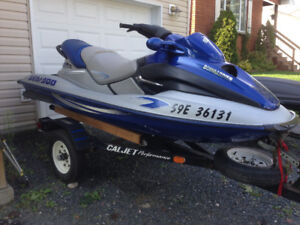 SEA-DOO with TRAILER FOR SALE or TRADE..