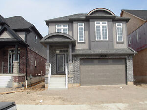 BRAND NEW SINGLE DETACHED HOMES IN WATERLOO