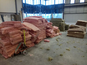 Best Deal on Reclaimed Insulation!