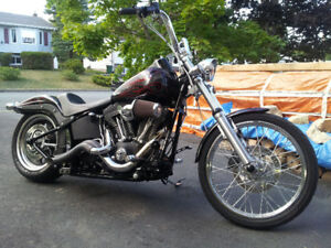 2009 Harley Davidson Night Train, Limited Radical Flow Edition