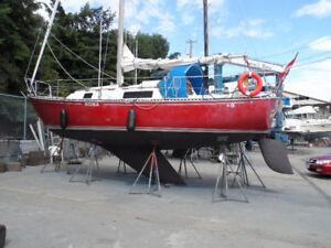 C&C 30 Sailboat