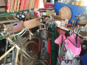 Garage and Collectible Sale