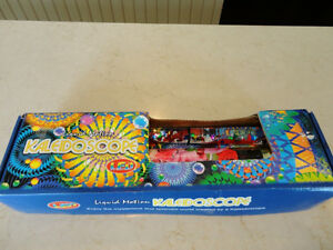 "Liquid Motion LED 12"" Long Kaleidascope - Brand new $10.00"