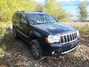 2008 Jeep Grand Cherokee S-Limited Diesel