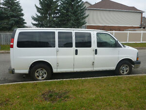 2006 Chevrolet Express Minivan, Van