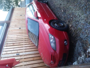 Complete car for sale for parts