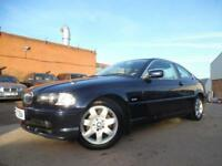 BMW 320 CI 2.2 PETROL 3 DOOR HATCHBACK