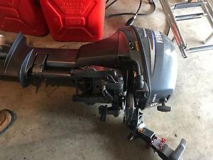 Yamaha  6HP 4 Stroke Long Shaft - Trade or Sell