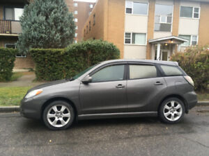 2004 Toyota Matrix XR Hatchback