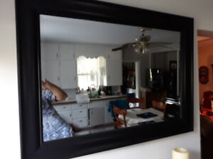MIRROR FRAMED - SOLID WOOD