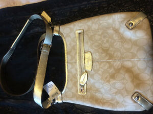 Coach bag croos body and wallet