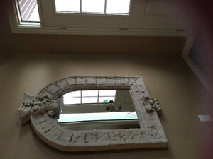 LARGE STATEMENT MIRRORS IN EXCELLENT CONDITION!!!