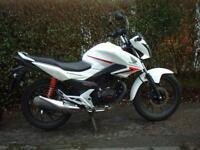 Honda CB125F ( GL125 RWH ) LEARNER LEGAL MOTORCYCLE