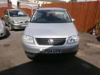 Volkswagen Touran 7 seats1.6 ( 5st ) ( 100bhp ) 2004MY S