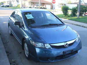 2009 Honda Civic DX-G - Extremely Clean