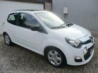 2012 Renault Twingo 1.2 16V Dynamique 3dr 30 ROAD TAX - FSH Hatchback Petrol M