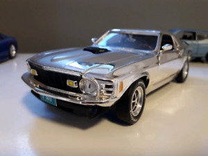 Mustang diecast