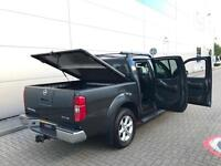 2006 06 reg NISSAN Navara 2.5 dci Outlaw PICK UP Truck + LEATHER +