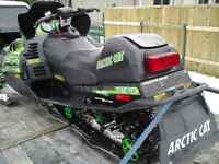 2004 ARCTIC CAT ARCTICCAT ZR 900 EFI ONLY 3,400 MILES $$ 4,299$