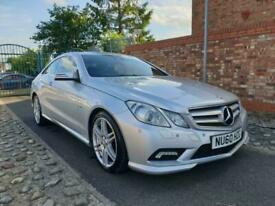image for 2010 Mercedes-Benz E Class 2.1 E250 CDI BlueEFFICIENCY Sport 2dr Coupe Diesel Ma