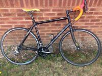 Specialized Road Bike Black Allez Sport Lightweight