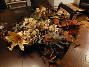 Silk and dried Flowers