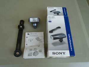 SONY HVL -- 10NH Camcorder Battery Video Movie Light