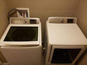 * LIKE NEW* Washer and Dryer