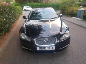 Jaguar XF 3.0TD V6 auto 2010MY Premium Luxury