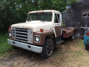 1981 International Harvester Other Brown Pickup Truck