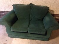 2 seater sofa settee for sale