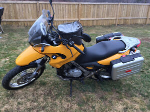 2003 BMW f650gs for sale or trade