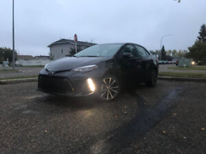 Toyota Corolla SE 2017 (XSE Package)