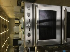 Thermador Stainless Steel Gas Stove Range
