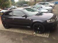 Audi a3 need gone today or swaps for van