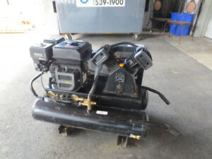 BE Power Ease Twin Tank Compressor