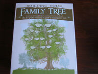 NEW--- FAMILY TREE RECORDING ALBUM....  $15.00
